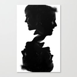 Oh, Inverted World Canvas Print