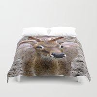 food Duvet Covers featuring Food by FranzyCat
