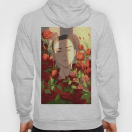 Surrounded by Roses Hoody