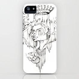 H O O K + E D iPhone Case