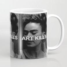 ART KILLS - FRIDA KAHLO Mug