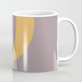Boat in the middle of the night Coffee Mug