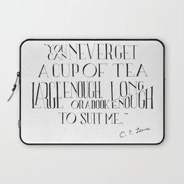 CS Lewis Laptop Sleeve