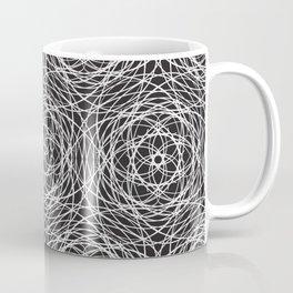 Geometric cobweb Coffee Mug