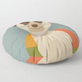 Meerkats Floor Pillow