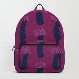Fiddle Faddle Candlesticks Backpack