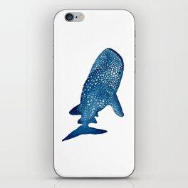 Whaleshark iPhone Skin