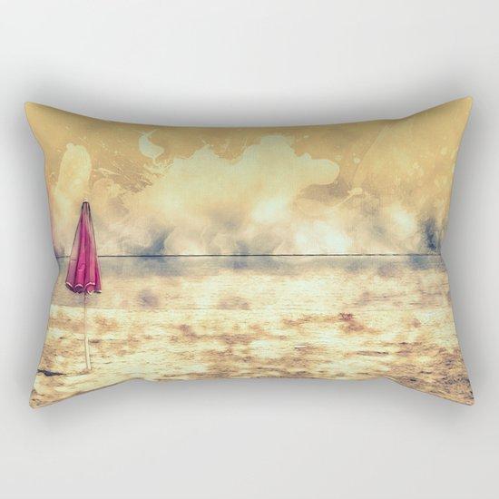 Echo Beach Rectangular Pillow