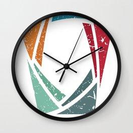Back-to-Basics-(Brite) Wall Clock