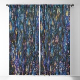 Cosmic Enigma Blackout Curtain