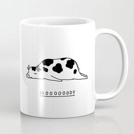 Moooooody Coffee Mug