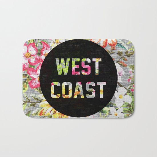 West Coast Bath Mat