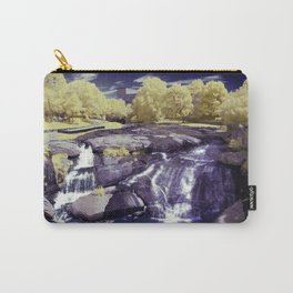 Falls Park on the Reedy in Greenville, South Carolina, A beautiful park space. Carry-All Pouch