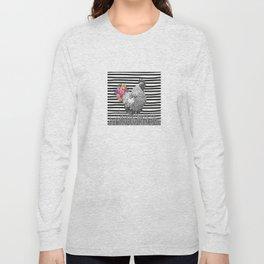 Chicken Bouquet Long Sleeve T-shirt