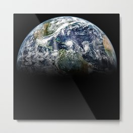52. NASA Earth Data Helps Scientists to Understand Our Home Planet Metal Print