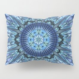 Brilliant invention to cool dear Earth - Abstract illustration Pillow Sham