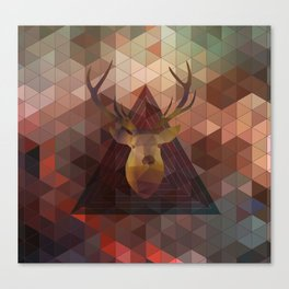 Helix & Stag 2013 Canvas Print