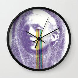 Lacryma Color 2 Wall Clock