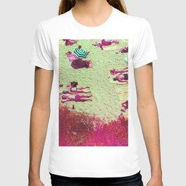 POP BEACH T-shirt