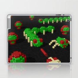 Inside Centipede Laptop & iPad Skin