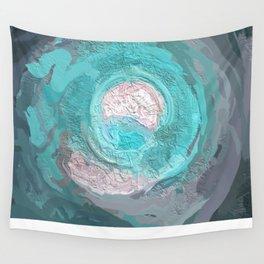Abstract Mandala 180 Wall Tapestry