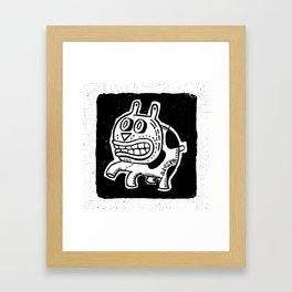 Jean jean's spirit  Framed Art Print