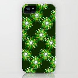 Geometrix LXXXVI iPhone Case