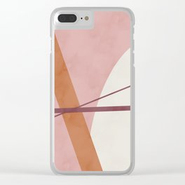 New Horizon Clear iPhone Case