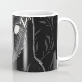Don't Go In The Woods Coffee Mug