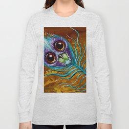 peacockfeather Long Sleeve T-shirt