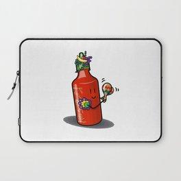 Sriracha-Cha! Laptop Sleeve