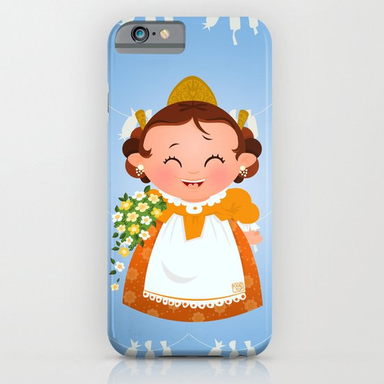 Fallera iPhone & iPod Case