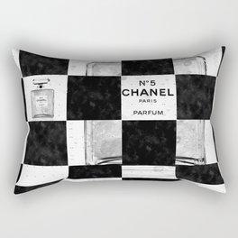 No 5 Chess Rectangular Pillow