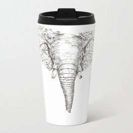 ELEPHANT ll Metal Travel Mug