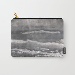 Gray cloud Carry-All Pouch