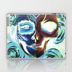 SkullFace Laptop & iPad Skin