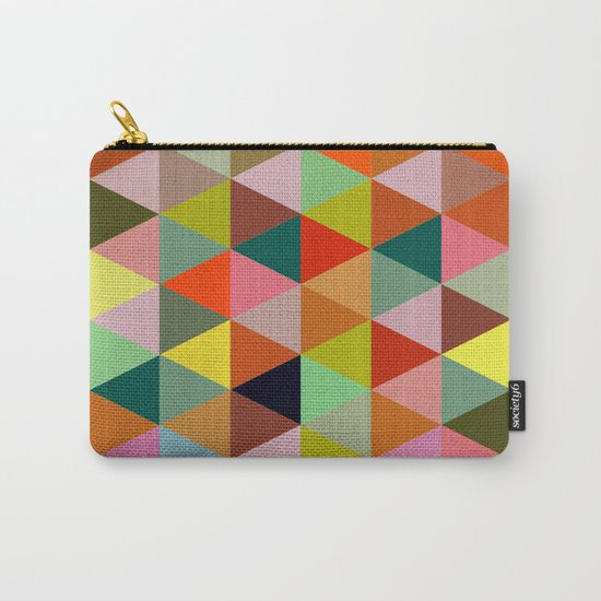 Abstract #267 Carry-All Pouch