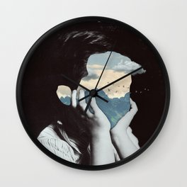 Deepness Wall Clock