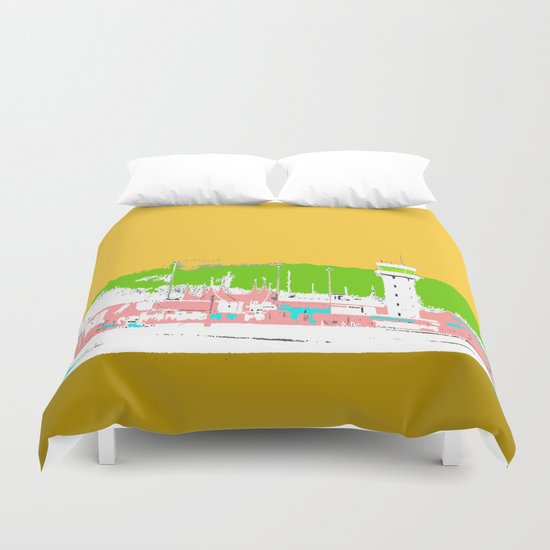 Eye Soothing View Duvet Cover