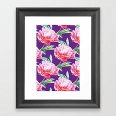 Flowers 23114 Framed Art Print