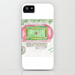 Saint Xavier High School Field, Tigers, Louisville, KY iPhone Case