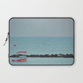Between Sea and Sky Laptop Sleeve