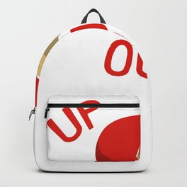 Up to No Gouda Cheese Backpack