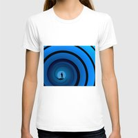 james bond T-shirts featuring Bond Man by Steve Purnell