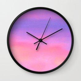 Madagascar Skies Wall Clock