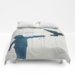 """Go, Mordecai!"" Comforters"