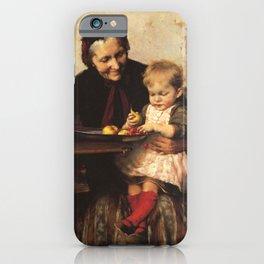 Georgios Jakobides - Grandma's Favorite iPhone Case