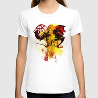 fullmetal T-shirts featuring Alchemy by Coffeewatson