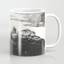 Lonely View Coffee Mug