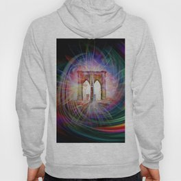 Our world is a magic - Time Tunnel 101 Hoody